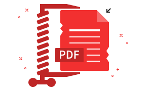 How to reduce a PDF size online:
