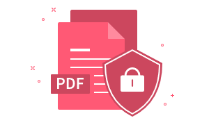 How to password protect a PDF document: